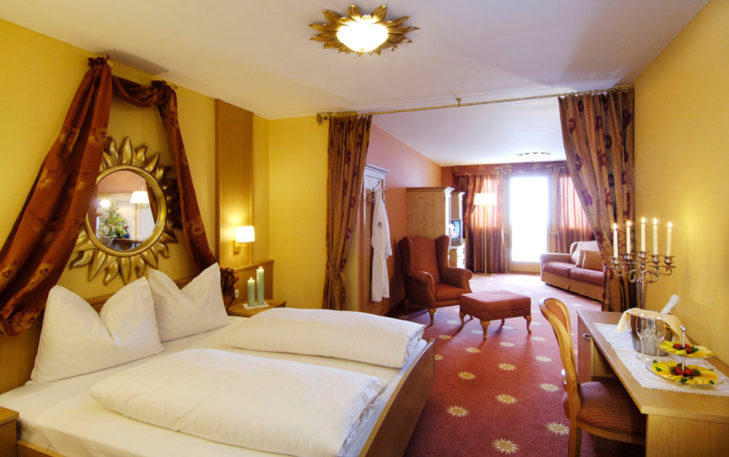 © Hotel Sonnenhof Pfalzen