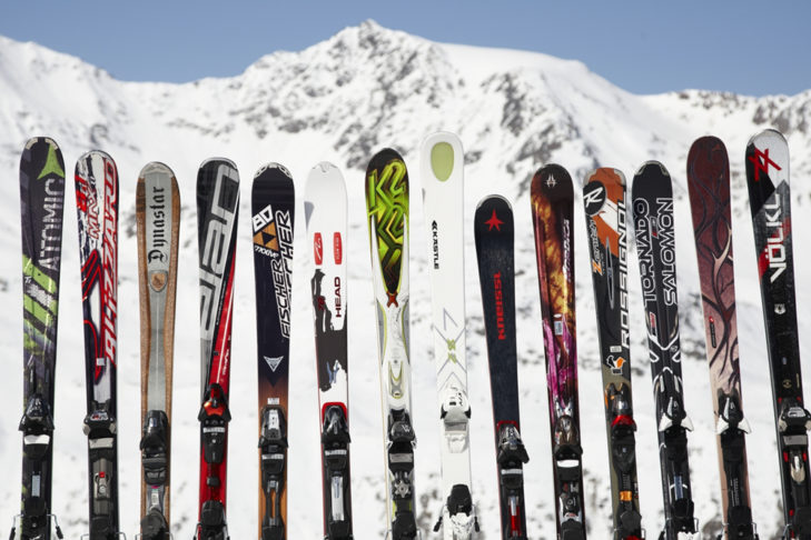 No matter what type of ski it is - all skis need to be properly cared for!