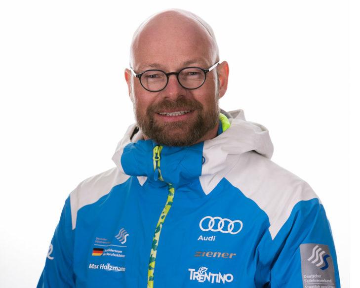 Max Holzmann, training manager DSLV.