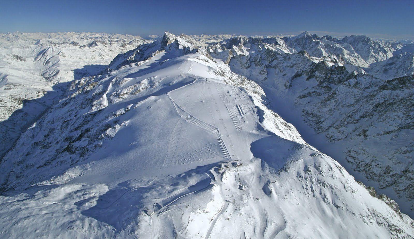 Les 2 alpes ski area skiing piste map and apr s ski - Office du tourisme deux alpes ...