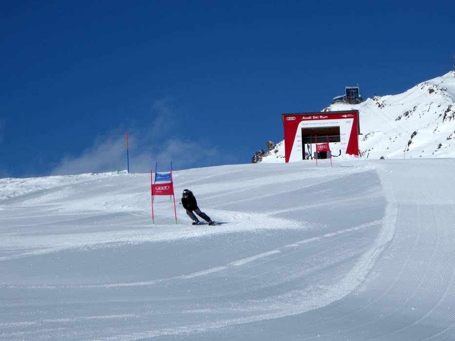 St Moritz Ski Area Corviglia Skiing Ski Area Map