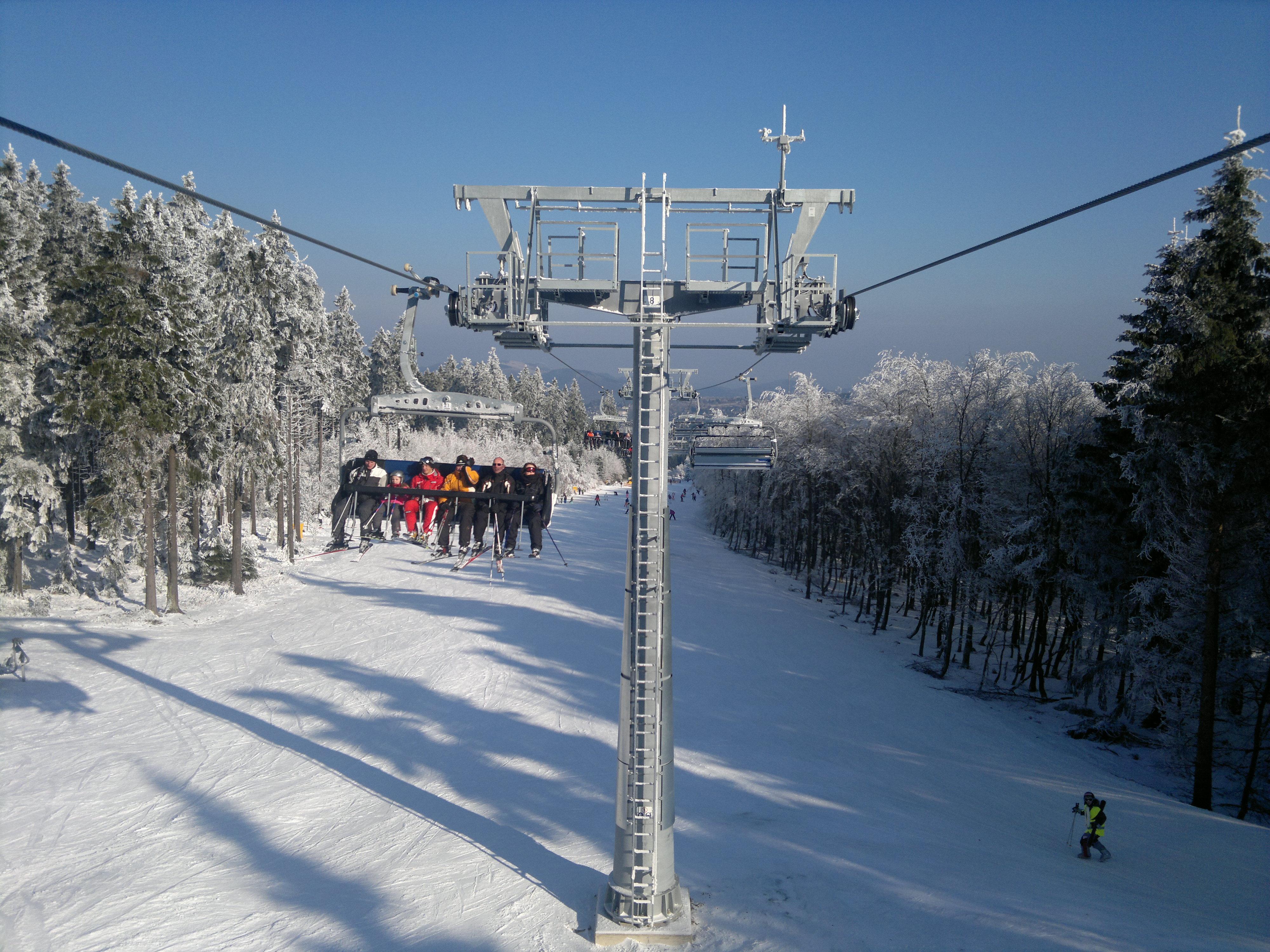 Winterberg Ski Area Skiing Ski Area Map Apres Ski