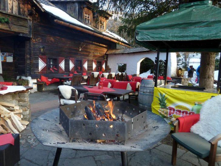 The Bad Kleinkirchheim/St. Oswald ski area also welcomes visitors to take a break.