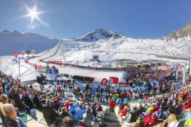 Every year the ski world cup causes enthusiasm in the world of ski.