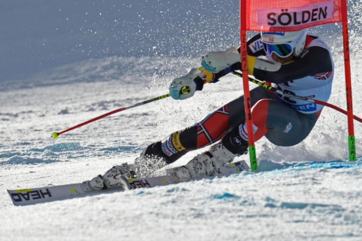 The world cup opening takes place in Sölden again.