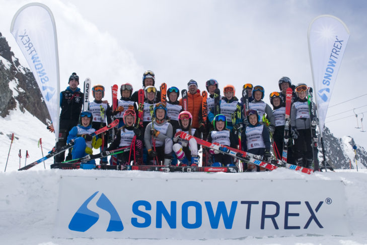 "Youth develoment is very important to SnowTrex. That's why the company supports the ""Felix Neureuther Race Camp"", among other organisations."