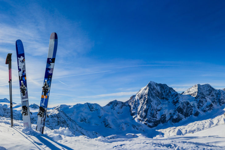 Many people interested in winter sports ask themselves: which ski areas even exist?
