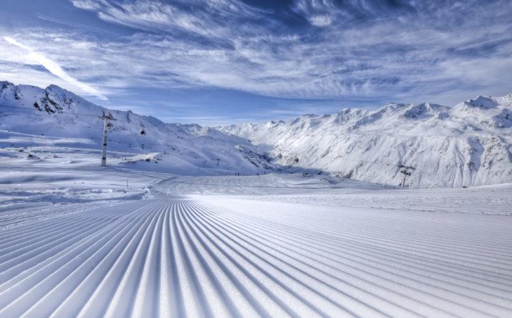 Obergurgl offers sugar pistes for sunshine skiing.