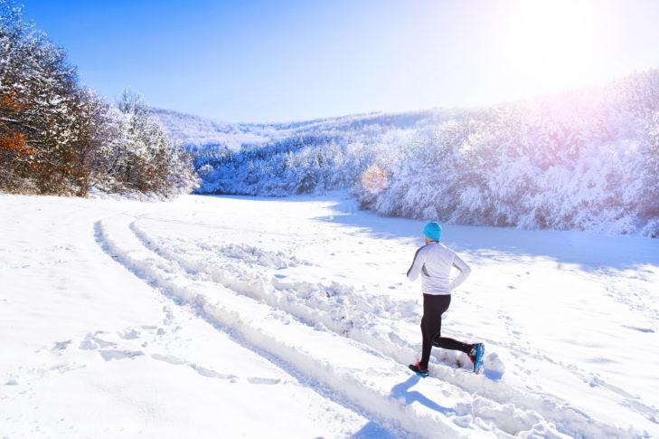 Endurance training complements ski gymnastics optimally.