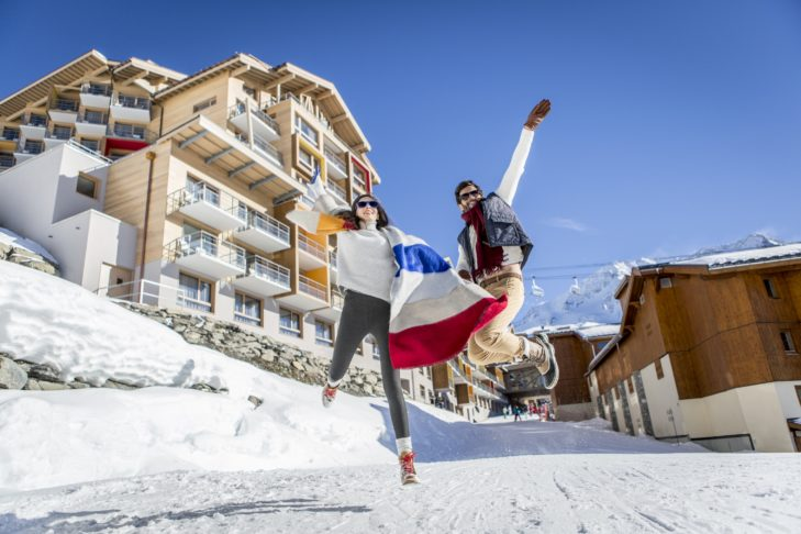 The Club Med winter resorts offer everything a holidaymaker's heart desires.