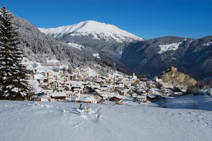 Not in the mood for exhaust fumes on your ski holiday? Then Serfaus is also a suitable destination.