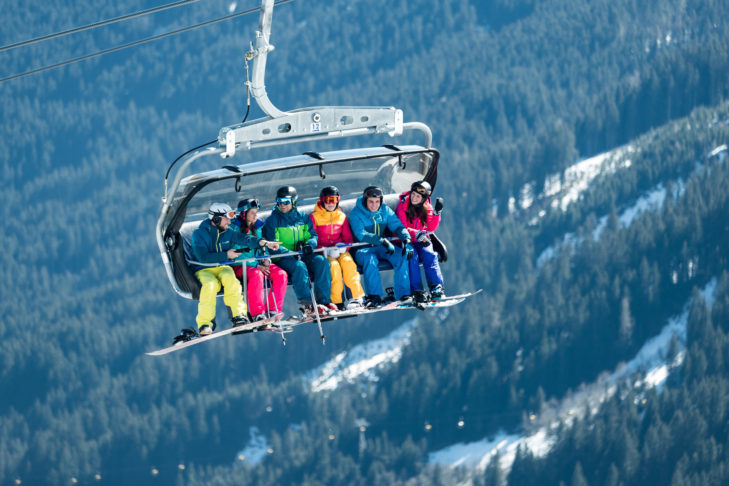 The truth: Ski holidays don't have to be expensive - there are also great offers for young people and families.